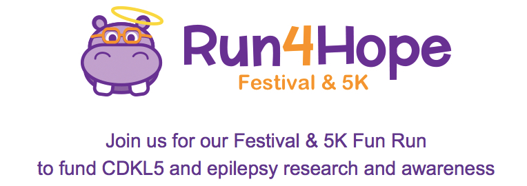 REGISTER NOW! 2017 Run4Hope Festival & 5K